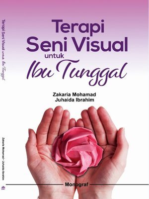 cover image of Terapi Seni Visual Ibu Tunggal